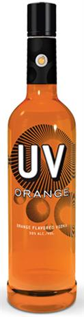 Uv Vodka Orange